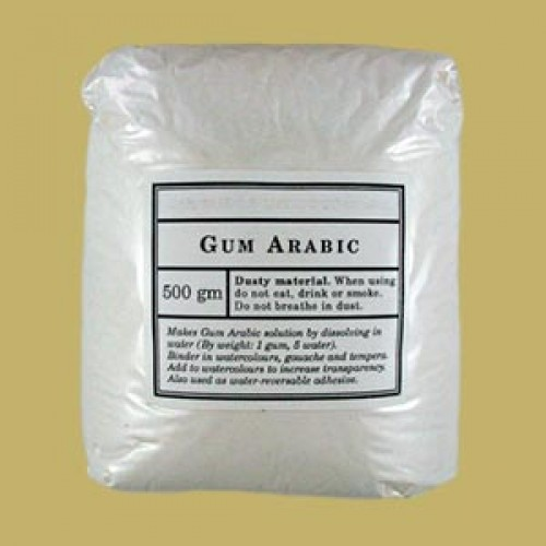 Gum Arabic Powder 500 Grams Food Grade