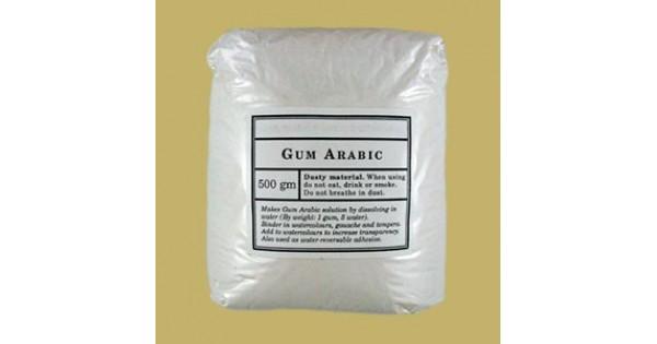 Gum Arabic Powder 500 Grams Food Grade
