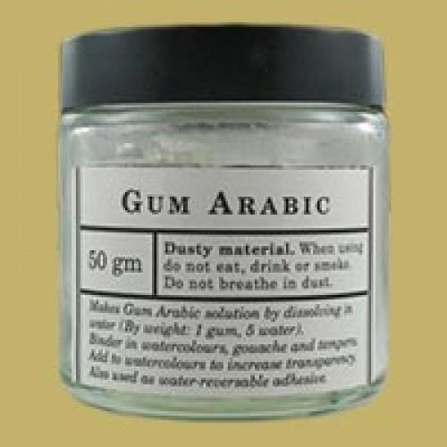 Gum Arabic Powder 50 Grams Food Grade
