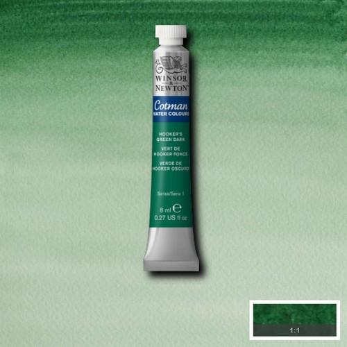 Hooker S Green Dark 8ml 312