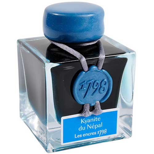 J. Herbin Kyanite Du Nepal 1798 (50ml Bottled Ink)