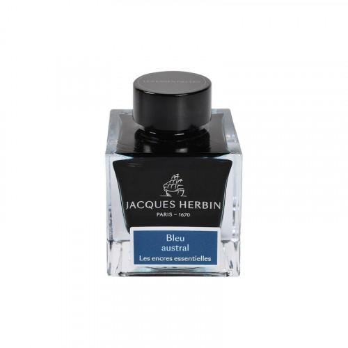 J. Herbin - The Essentials - Bleu Austral Ink - 50mL