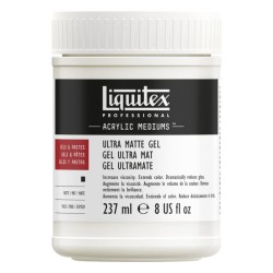 Liquitex Ultra Matte Gel Medium 237mL