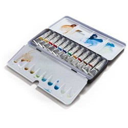 Winsor & Newton Professional Water Colour Lightweight Sketchers Box