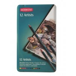 Derwent Artists Pencil Tin Sets