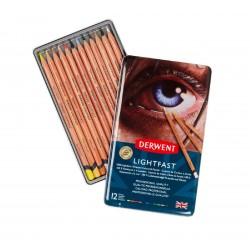 Derwent Lightfast Pencil Tin Sets